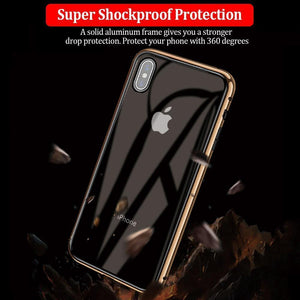 Anti-peep Magnetic Phone Case( Double Side)