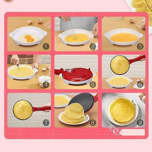 Home Creative Pancake Machine