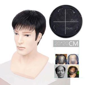 Male Bald Head Wig Cover