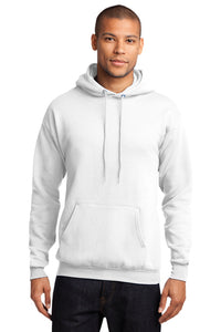 Fleece Hooded Sweatshirt (Youth & Adult) / White / NESI