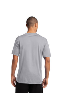 Performance T-Shirt / Silver / Beach FC