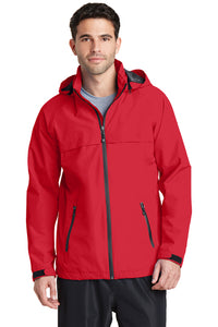 Torrent Raincoat / Red / Beach FC
