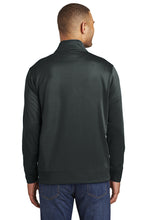 Load image into Gallery viewer, Performance Fleece 1/4-Zip Pullover Sweatshirt / Jet Black / Beach FC
