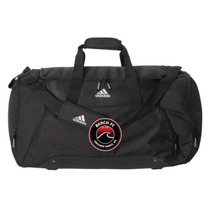 Adidas Medium Duffel Bag / Black / Beach FC
