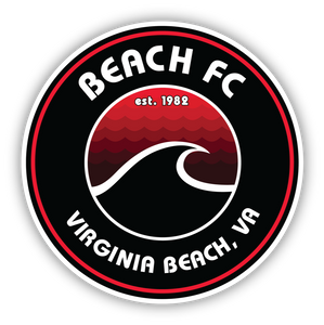 Sticker / Beach FC