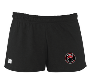 "Essential Jersey Women's 3"" Inseam Shorts / Black / Beach FC"