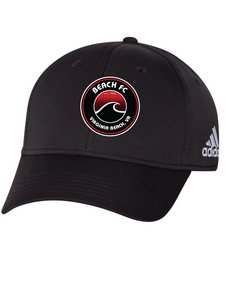 Adidas - Core Performance Max Structured Cap / Black / Beach FC