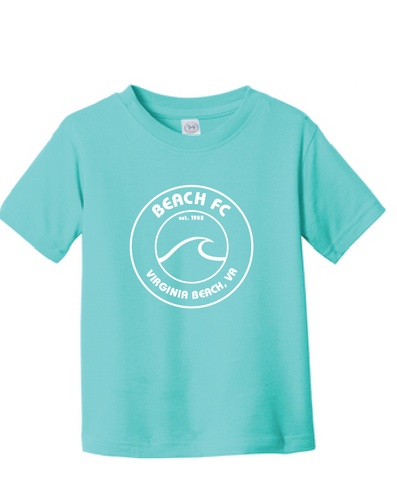 Youth Jersey Tee / Caribbean  / Beach FC