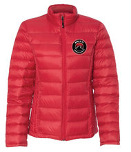 Load image into Gallery viewer, Weatherproof -  Packable Puffer Down Jacket / Red / Beach FC