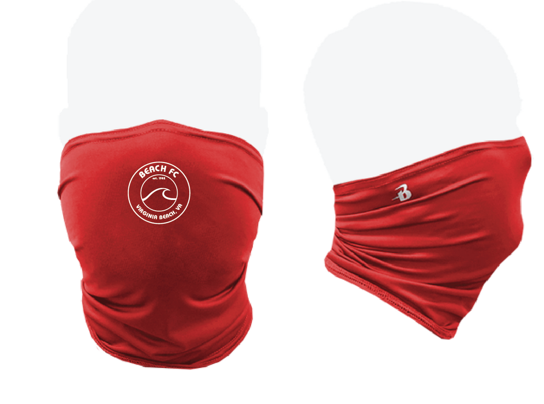 Performance Activity Mask / Red / Beach FC