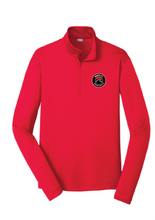 Load image into Gallery viewer, Performance Fleece 1/4-Zip Pullover / Red / Beach FC