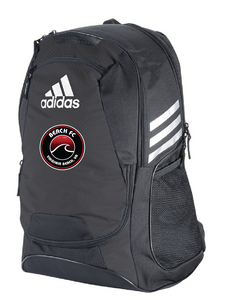 Adidas Stadium II Backpack / Black / Beach FC