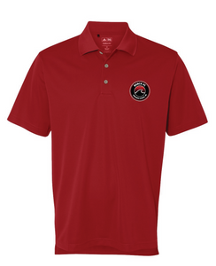 Adidas - Performance Sport Polo / Red / Beach FC
