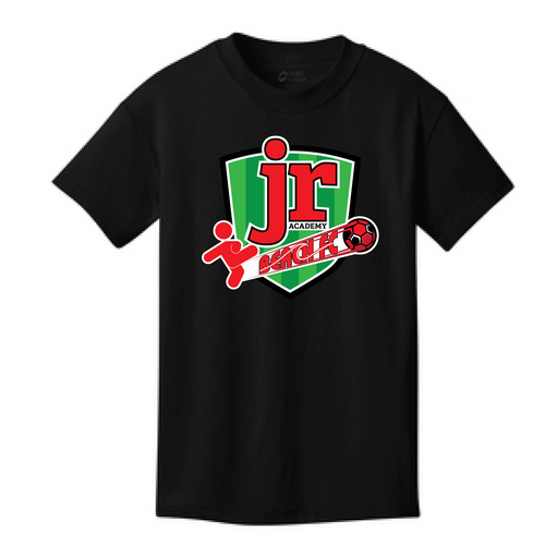 Junior Academy Practice Shirt / Black / U6-U8
