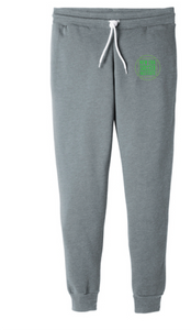 Unisex Jogger Sweatpants / Athletic Heather / NESI