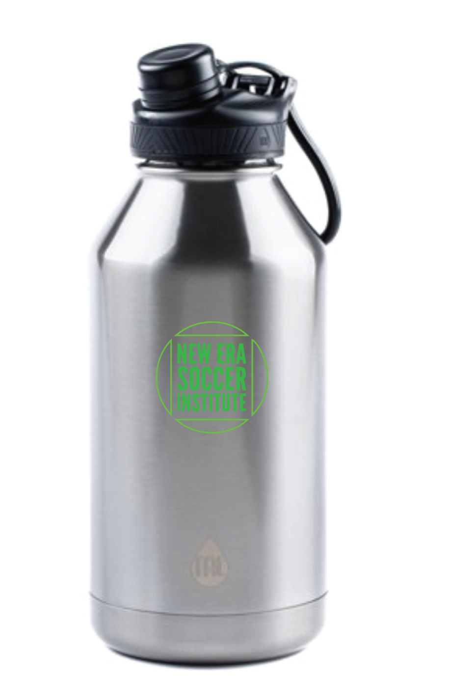 64 Ounce Double Wall Vacuum Insulated Water Bottle / Stainless Steel / NESI