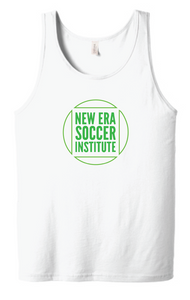Youth Jersey Tank / White / NESI