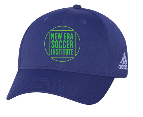 Adidas - Core Performance Structured Cap / Blue  / NESI