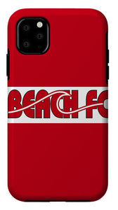 Horiz_logo - Phone Case