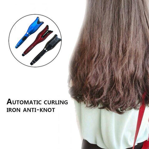 Ceramic Air Curler 1 Inch Rotating Automatic Spin