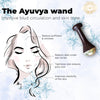 Ayuvya Magic Wand + Ayuvya Gold For Naturally Glowing Skin