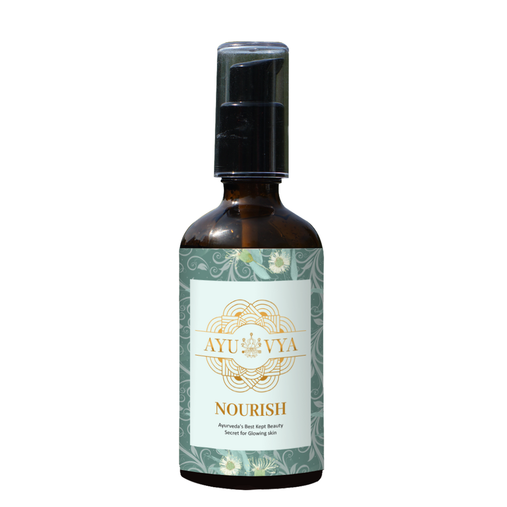Ayuvya Nourish - Ayurvedic Hair Oil