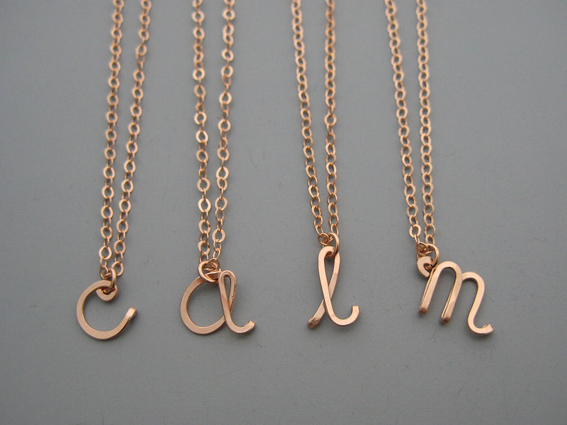 Initial and Symbol Necklaces