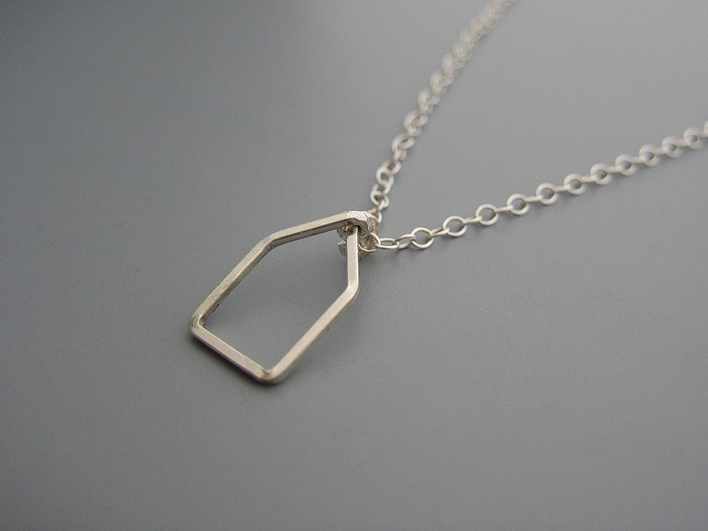 House Geometric Necklace
