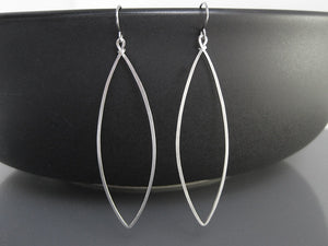Marquise Minimalist Earrings