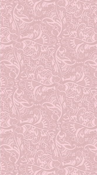 Nappe Baroque 1 Rose
