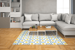 Tapis vinyle - 6 dimensions disponibles – Home & Decoration