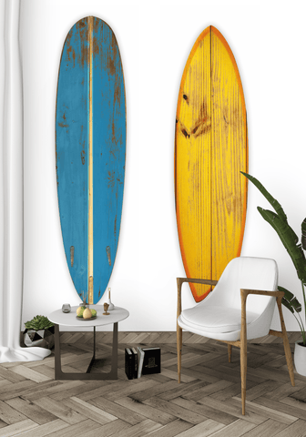 Pack Multiples planches de surf - Papier Peint