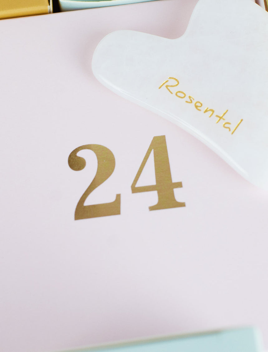 Rosental X The Hairoine Company | Advent Calendar
