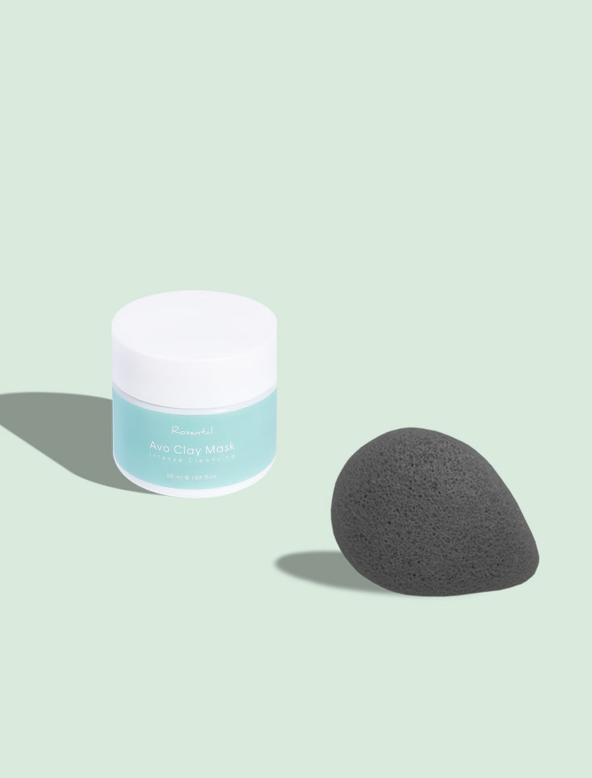 Avo Clay Mask