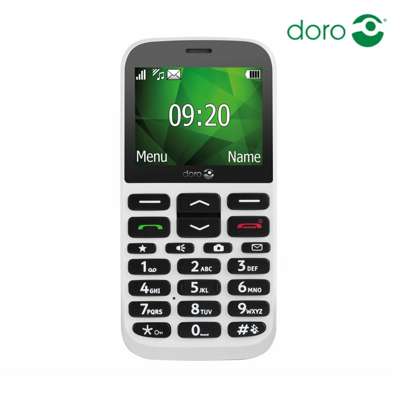 DORO EasyPhone 1370 Mobile Phone - Vodafone UK