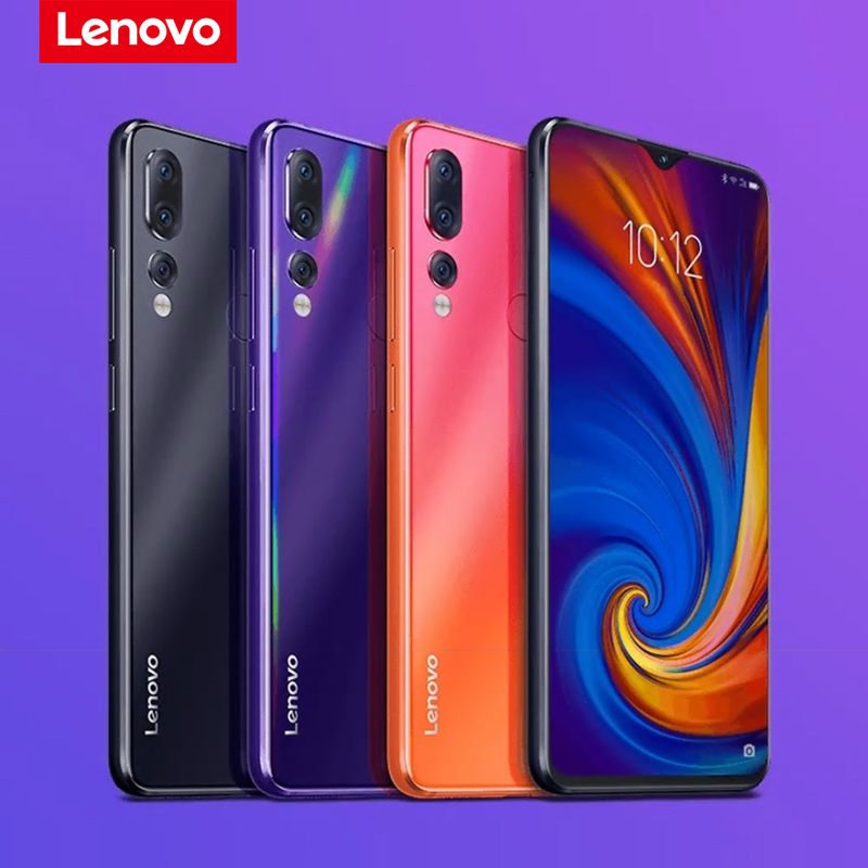 "LENOVO Z5s 6.3"" 4G Dual Sim Android smartphone"