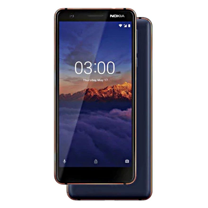 NOKIA 3.1 Dual Sim 4G Smartphone with Android One