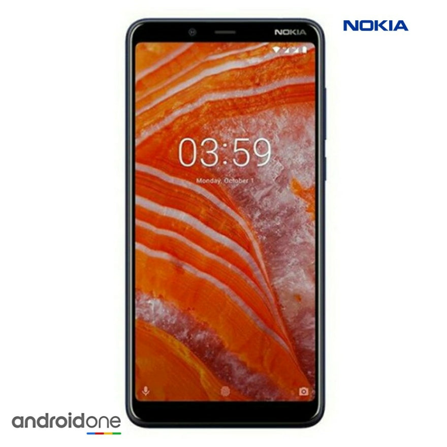 NOKIA 3.1 PLUS Dual Sim 4G Smartphone with Android One