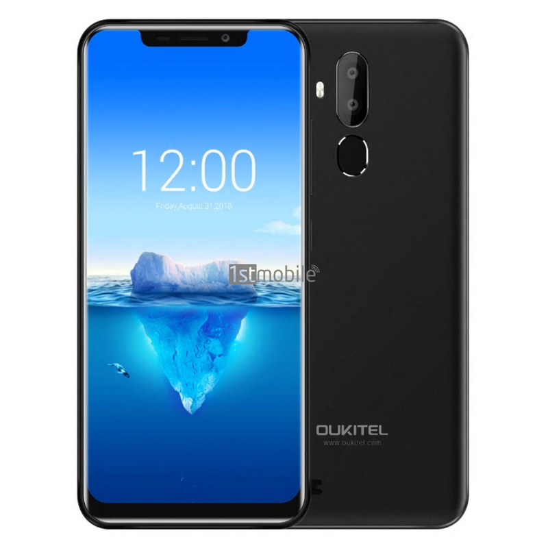 "OUKITEL C12 Pro 6.2"" Dual Sim Android Smartphone"