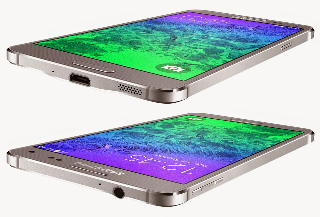 SAMSUNG Galaxy Alpha (Discontinued)