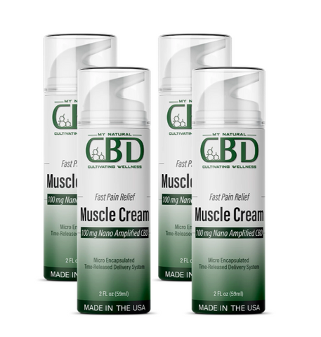 cbd pain cream for muscles and joints