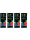Grand Daddy Purp CBD vape 4 pack