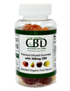 CBD Gummies 300mg 30 count Multi flavored delicious slices that are packed with 10mg of CBD per slice