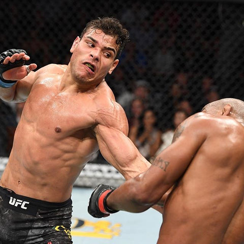 Paulo Costa against Yoel Romero UFC 241