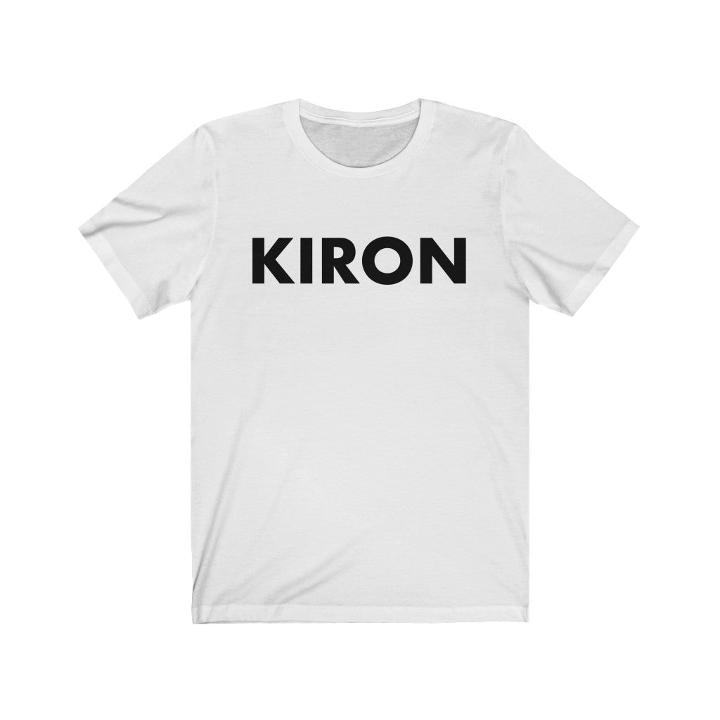 Kiron - White Short Sleeve Tee
