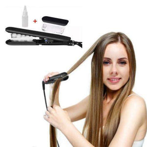 Professional Steam Hair Straightener