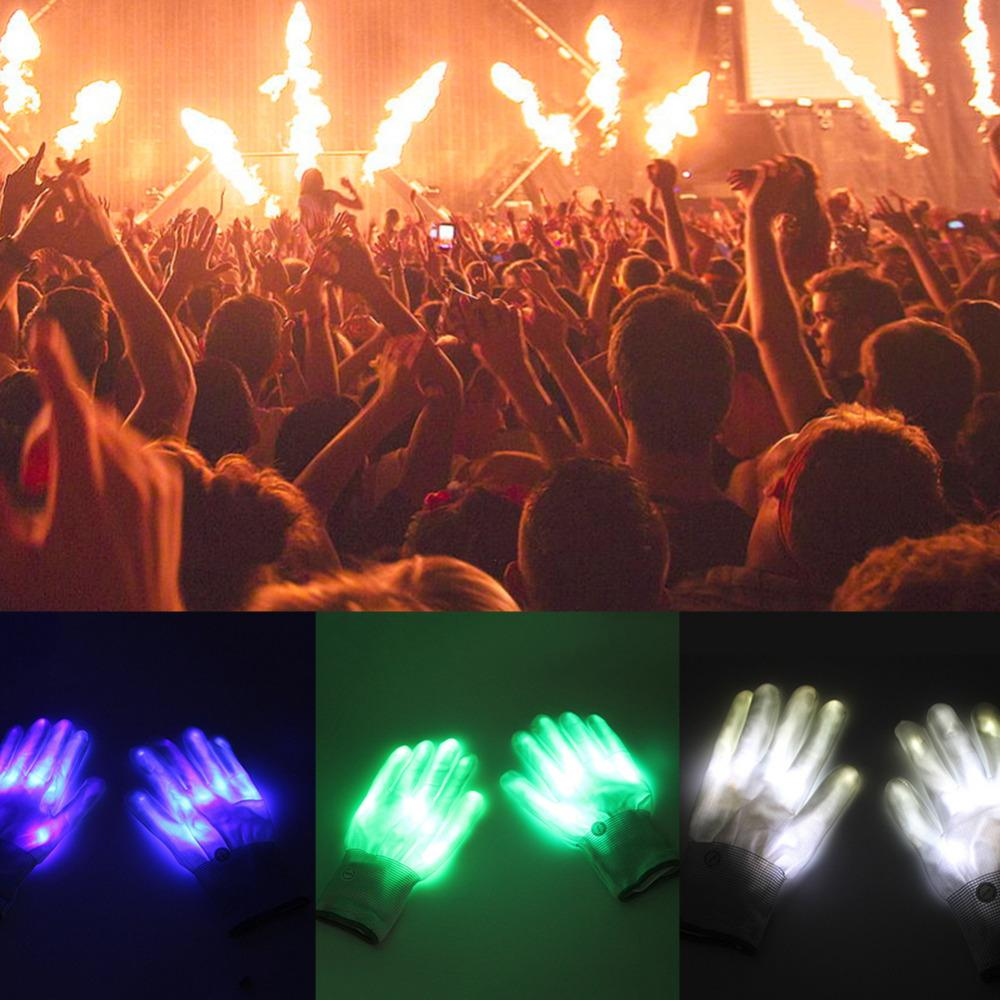 LED Rave Glove