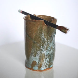 Wabi Sabi Paintbrush holder