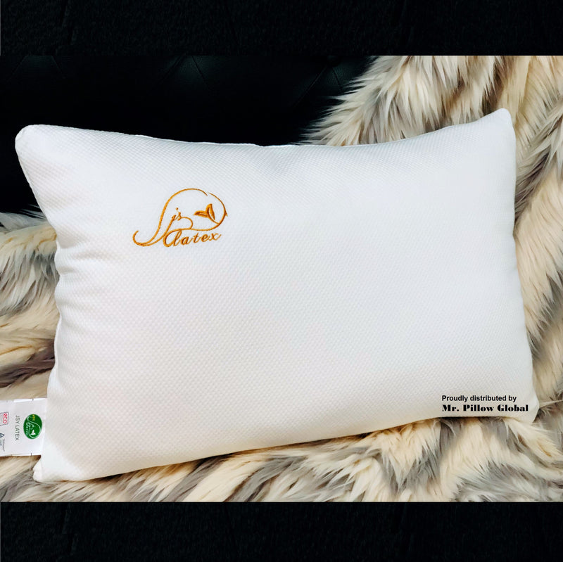 JSY Shredded Latex Pillow Mr Pillow Global soft durable cool pillow