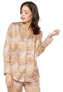 ADRIANA 'WOMAN IN GOLD' CAMISA - Ayrawear